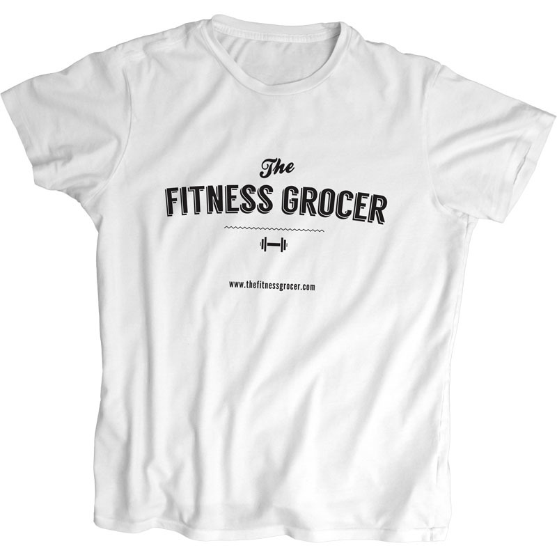 The Fitness Grocer Logo Tee