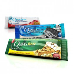 CLEARANCE: Quest Bar, 60g (Quick expiry)