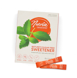 Nuvia Sweetener 60 Stick Box