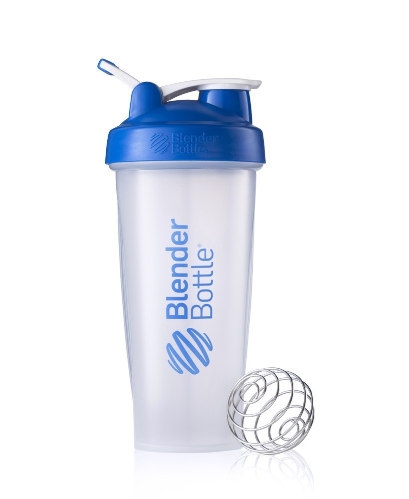 Blender Bottle® Classic - Half Color, 28 oz