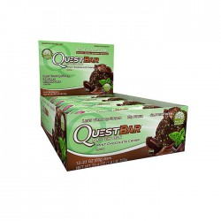 Quest Nutrition Bars, Box of 12
